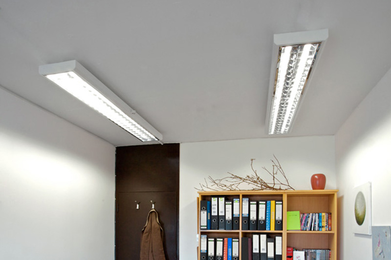 Alexander LED batten IP20