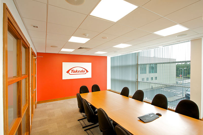 Takeda Ireland Pharmaceuticals, Grange Castle, Dublin, Ireland