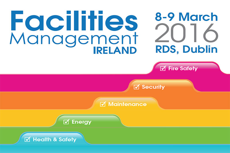 ROBUS Exhibits to high level Facility Managers at FM Ireland
