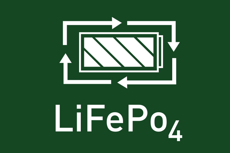 ROBUS move towards LiFePo4 Battery Technology