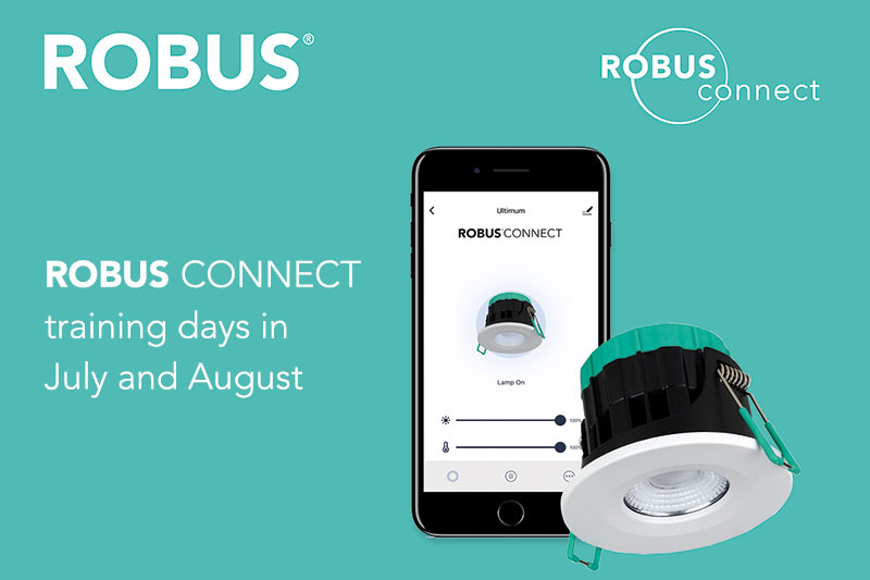 Get trained on ROBUS CONNECT