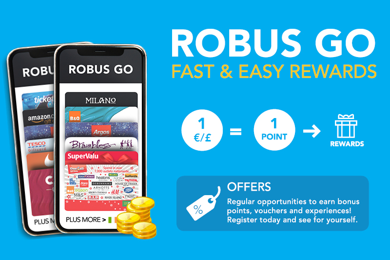 ROBUS Go – A Loyalty App for Electrical Contractors