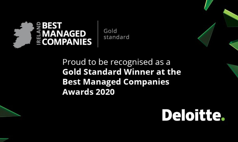 Deloitte Best Managed Company 2020