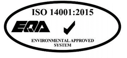 ISO Enviromental Approved
