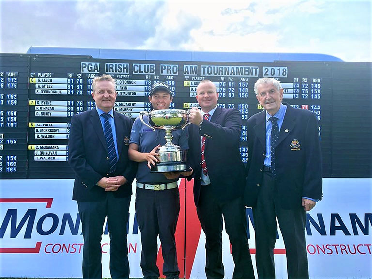 Neil O'Briain PGA Irish Club Pro Tournament | ROBUS
