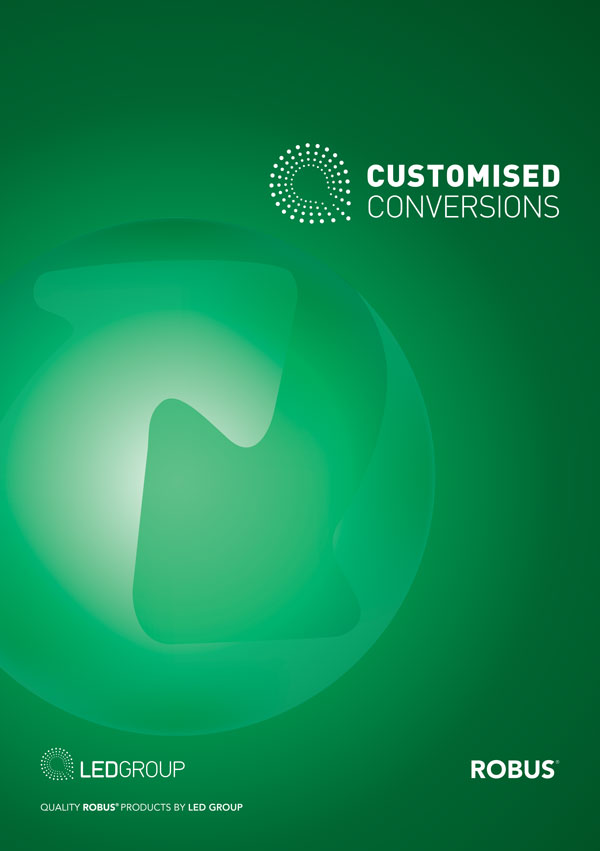 CUSTOMISED CONVERSIONS 2018 CATALOGUE - IRELAND & UK