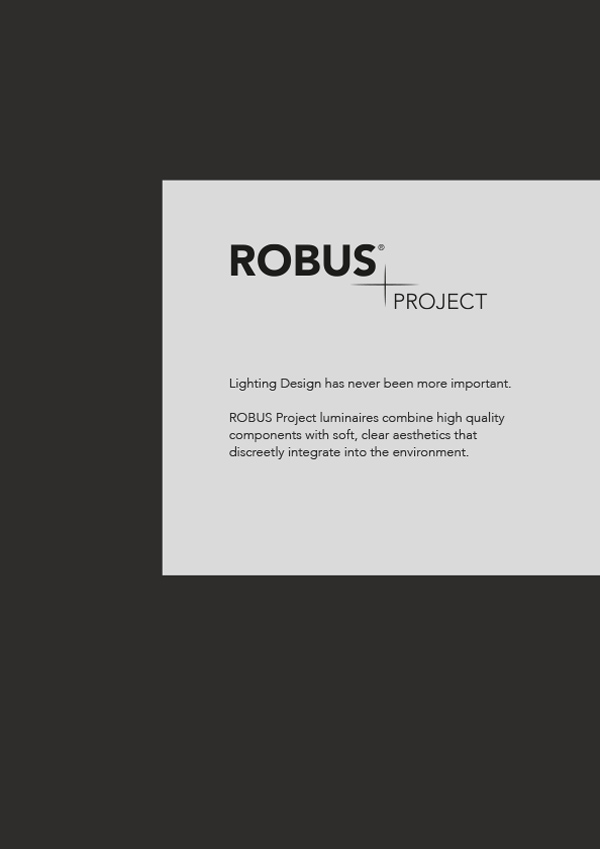 ROBUS PROJECT 2018 CATALOGUE <br/>IRELAND & UK